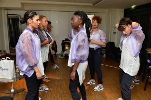 """Blousons by JBM the Fashion Avenger et Claire Abecassis - Photo : Beno""""te FANTON"""